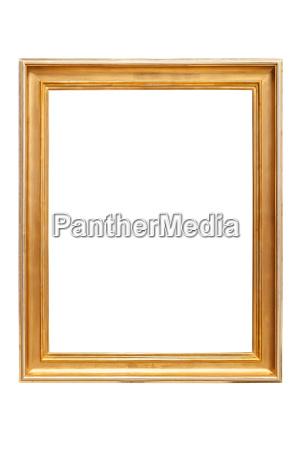 rechteck dekorative goldene bildrahmen