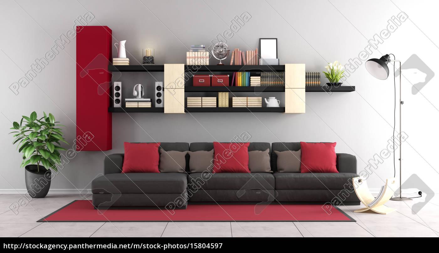 Stockfoto 15804597 - moderne wohnzimmer