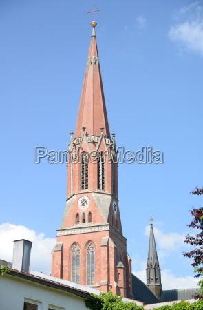 church in zwiesel