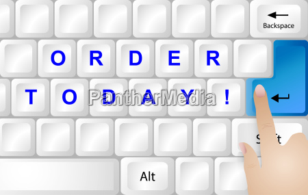 order today concept