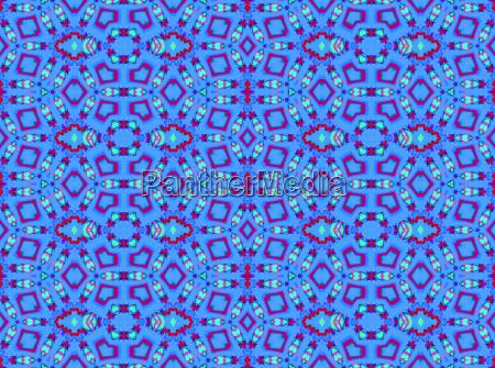 blau lila purpur abstraktes abstrakte abstrakt