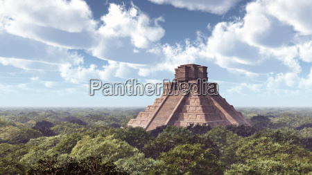 maya tempel