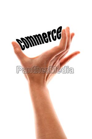 smaller commerce concept