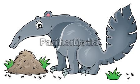 anteater theme image 1