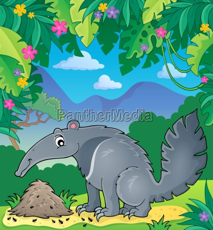 anteater theme image 2