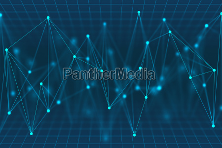 abstract technological background