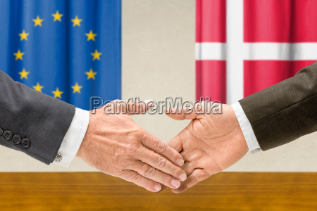 representatives of the eu and denmark