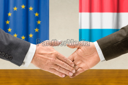 representatives of the eu and luxembourg