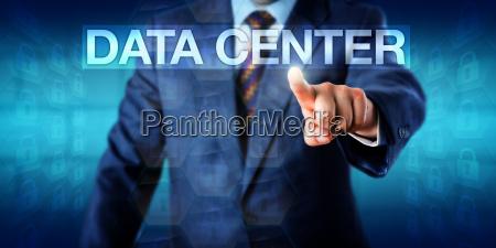 durch druecken von it manager data