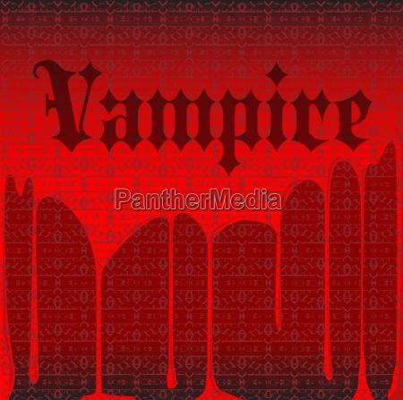 blut finster vampir vampyr troepfelnd sport