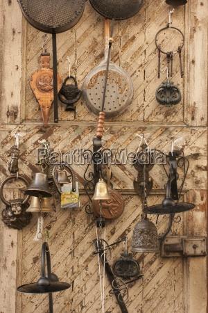 vintage tuscan metall haushaltsartikel zum verkauf