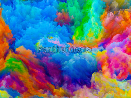 energy of colors