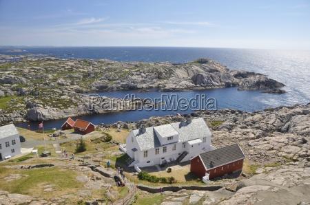 suedlichster punkt in norwegen leuchtturm lindesnes