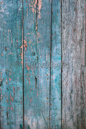 blue plank wood texture background