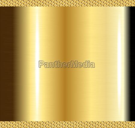 golden metall messing goldgelb goldfarben ritzen
