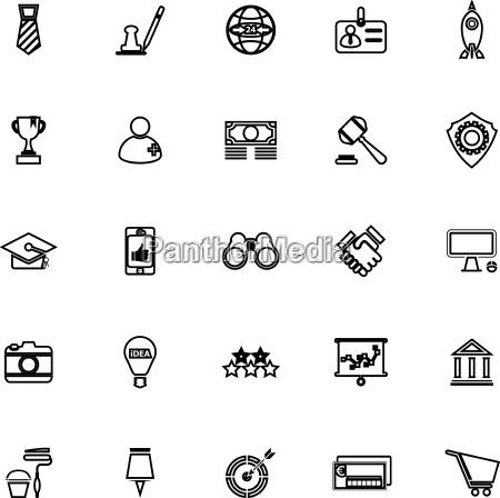icon vector illustration business industry sign