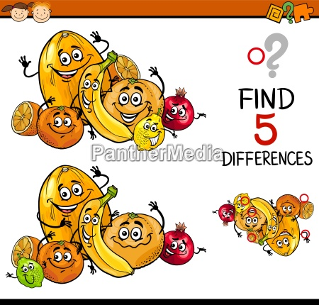 educational task of differences