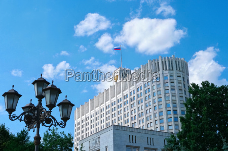 russian house of government in moscow