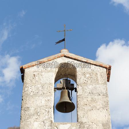 kleiner glockenturm