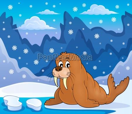 walrus theme image 3