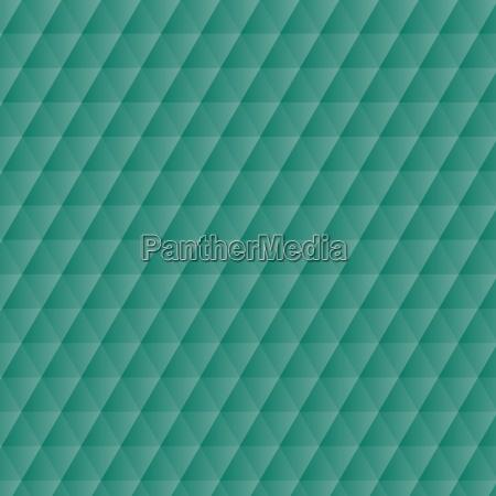 abstrakter gruener geometrischer sechsecke muster hintergrund