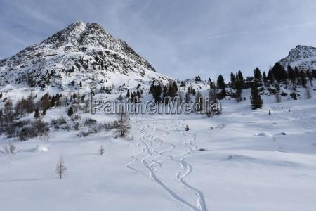 staller sattel defereggen tal wintersport