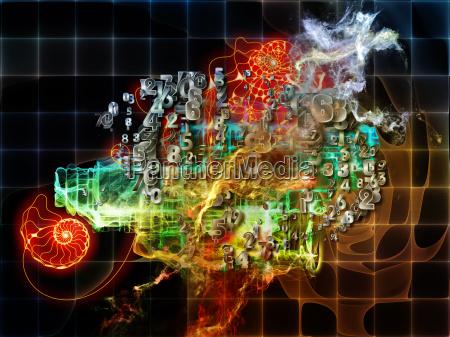 math visualization background