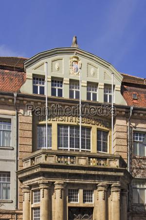 erlang house facade