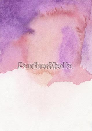 aquarell hintergrund violett rot