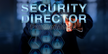 recruiter pressing security director