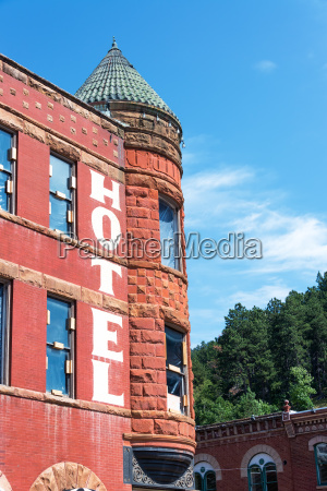 historisches ziegelwerk in deadwood south dakota