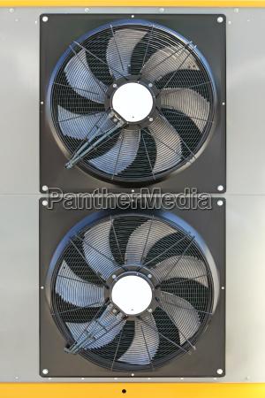 industrieller ventilator
