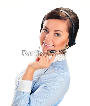 call center operator kundenservice helpdesk