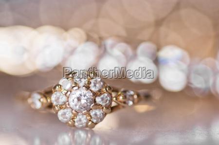 fashion jewelry jewellery crystal diamond blur