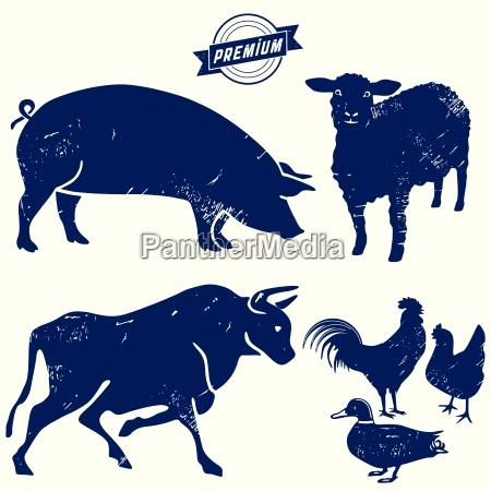 fleischprodukt zeichen
