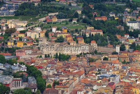 trento the italian town trento