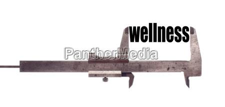 small wellness concept