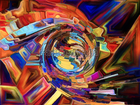 unfolding of fragmentation