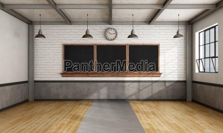 retro klassenzimmer
