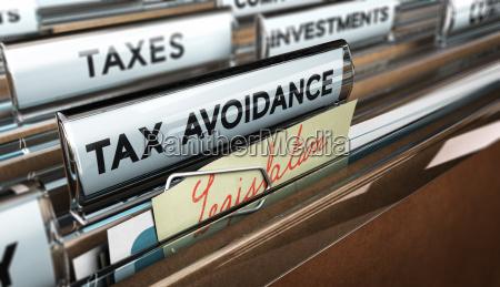 tax avoidance and legislation