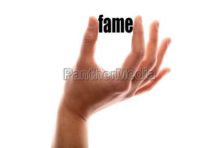 less fame metaphor