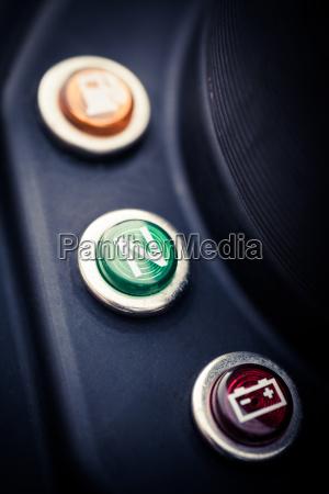 motorrad neutralschalter anzeige