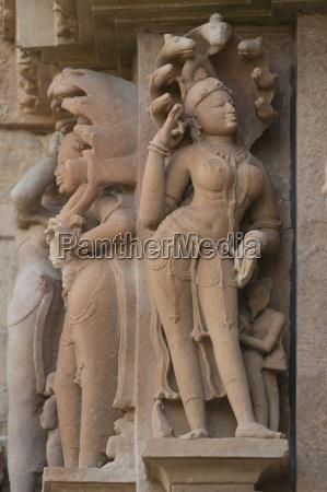 lakshamana tempel in khajuraho