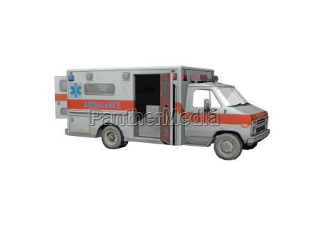 krankenwagen freigestellt