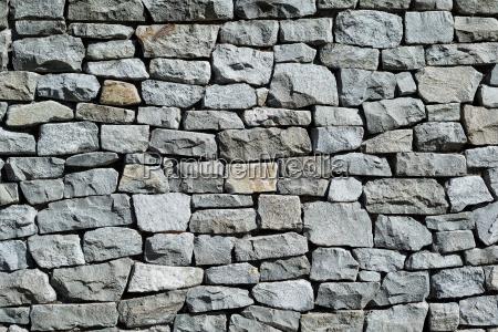 graue steinwand