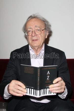 pianist amp autor alfred brendel lesung