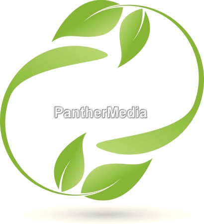 leaves logoorganicplantnaturopaths