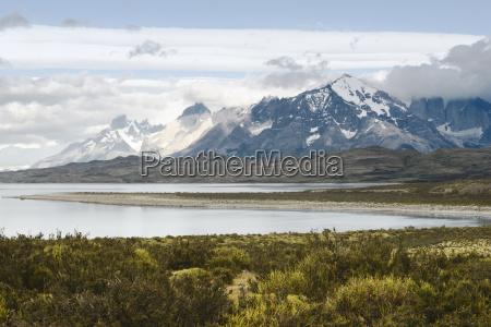 national park torres del paine chilean