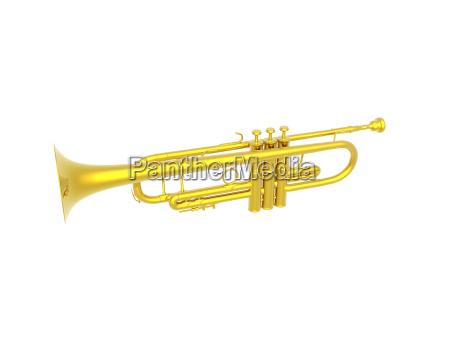 trompete freigestellt