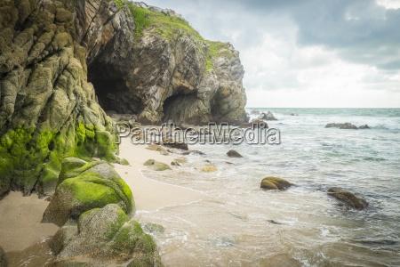 mexico nayarit sayulita pacific coast beach
